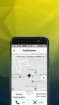 City RIDER Client apk screenshot