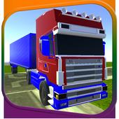 City Truck Game Simulator icon