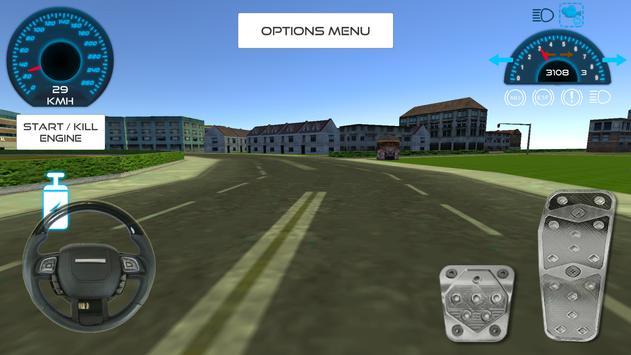 City Truck Game Simulator apk screenshot