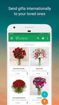 Ferns N Petals: Flowers, Gifts apk screenshot