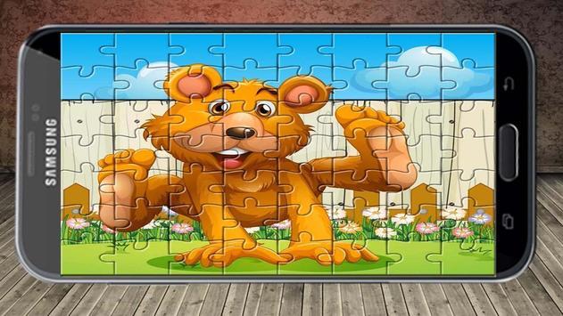 Clash Jigsaw Puzzle kinder screenshot 5