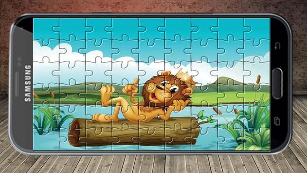 Clash Jigsaw Puzzle kinder screenshot 7