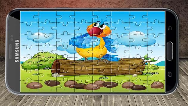 Clash Jigsaw Puzzle kinder poster
