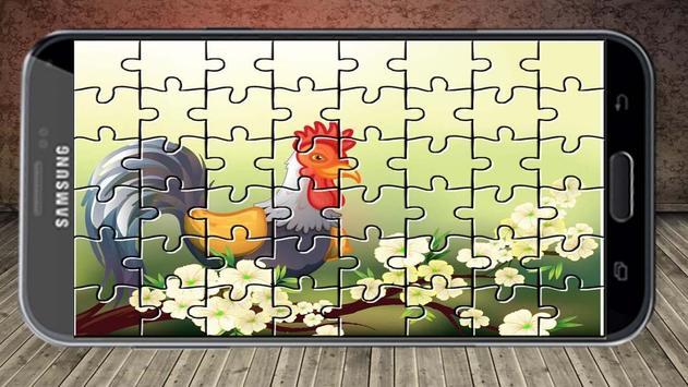 Clash Jigsaw Puzzle kinder screenshot 2