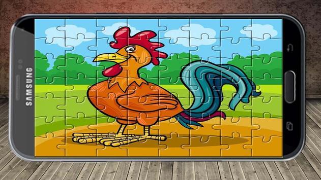 Clash Jigsaw Puzzle kinder screenshot 3