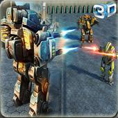 3D Robot Battle : City Wars icon