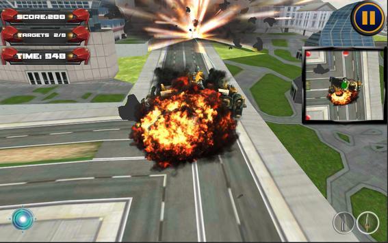 3D Robot Battle : City Wars apk screenshot