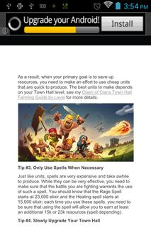 New Guide for Clash of Clans poster