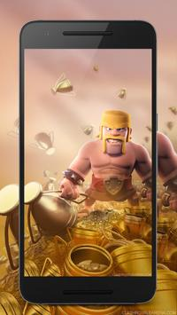 Clash Wallpapers screenshot 1