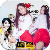 Momoland Wallpapers HD icon