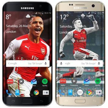 Alexis Sanchez Wallpapers HD screenshot 3