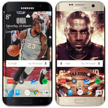 LeBron James Wallpapers HD screenshot 5