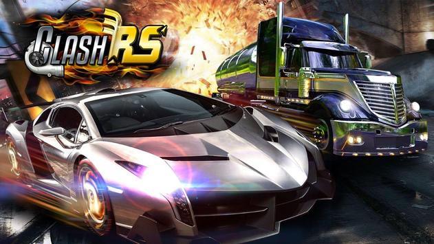 Clash Racing Simulator poster