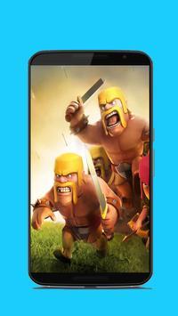 Clash Wallpaper HD screenshot 1