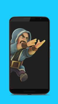 Clash Wallpaper HD screenshot 2