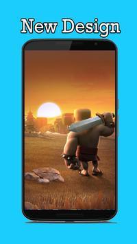 Clash Wallpaper HD screenshot 4