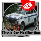 Classic Car Modification icon