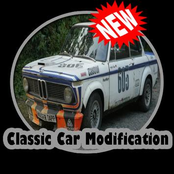 Classic Car Modification poster