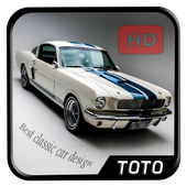 Classic Cars Gallery icon