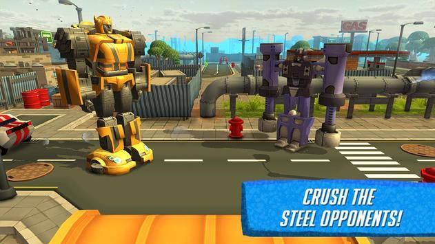 Classic Robot Transformation apk screenshot