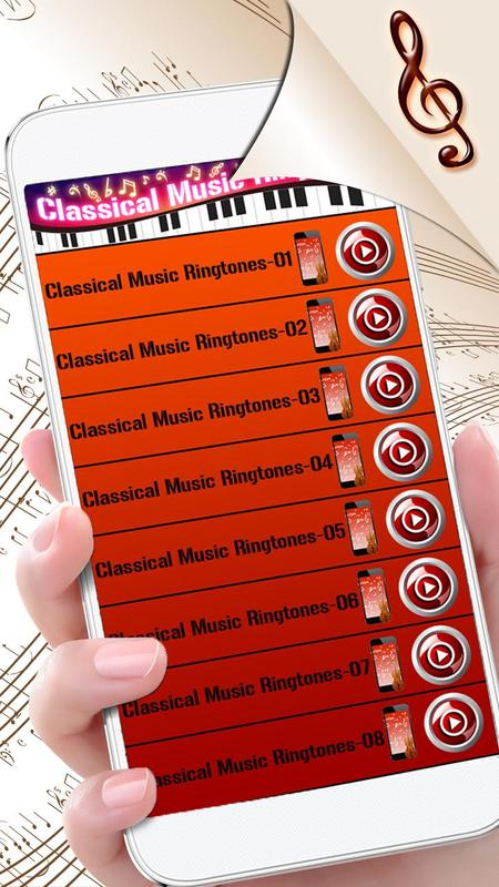 Classical music ringtones for android apk download.
