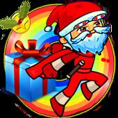 Classic santa Jump world 🎅🏼 icon