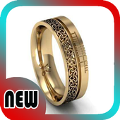 Classy Wedding Ring Design icon