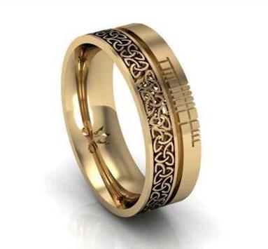 Classy Wedding Ring Design screenshot 4