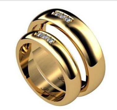 Classy Wedding Ring Design screenshot 6