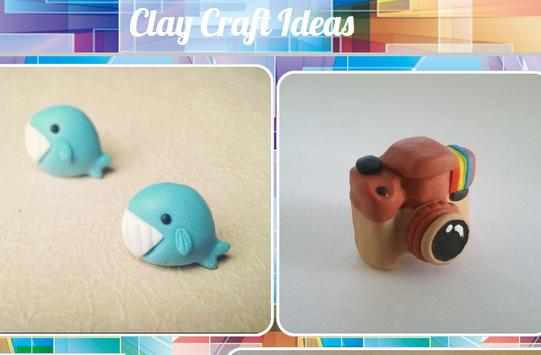 Clay Craft Ideas poster