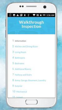 Clean Tenants Inspection apk screenshot
