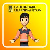 Earthquake learning room icon