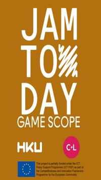 JamToday Game Scope Poster