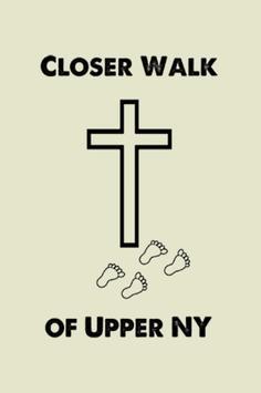 Closer Walk of Upper NY poster