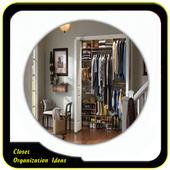 Closet Organization Ideas icon