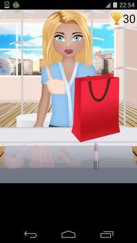 clothing store cash register poster