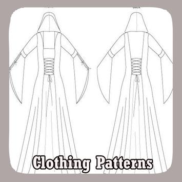 Clothing Patterns poster