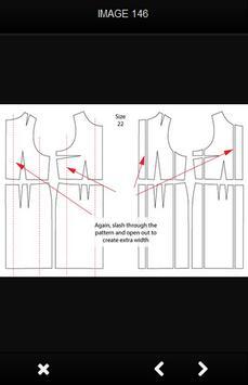 Clothing Patterns screenshot 3