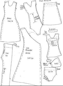 Clothing Patterns screenshot 5