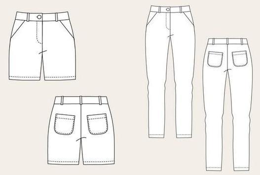 Clothing Patterns screenshot 7