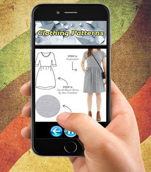 Clothing Patterns apk screenshot