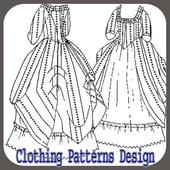 Clothing Patterns Design icon