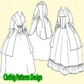 Clothig Patterns Design icon