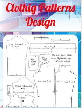 Clothig Patterns Design screenshot 1
