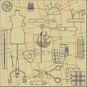 Clothig Patterns Design screenshot 20