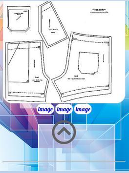 Clothig Patterns Design apk screenshot