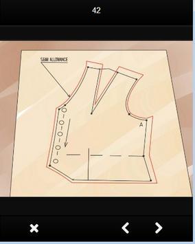 Clothig Patterns Design screenshot 3