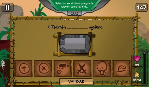 Anímate - El talismán del tiempo screenshot 2