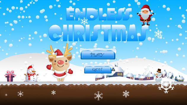 Endless Christmas poster