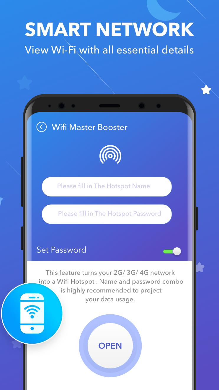 WiFi Master Key - Booster & Speed test for Android - APK